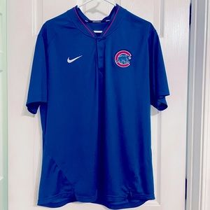 Chicago Cubs Nike Authentic Collection shirt
